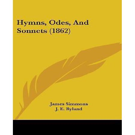 Hymns, Odes, and Sonnets (1862) - image 1 of 1