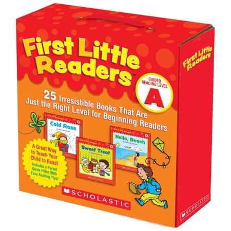 FIRST LITTLE READERS L:A