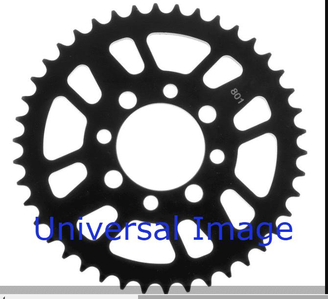 BikeMaster Rear Steel 50 Tooth Sprocket for Yamaha YFS200 Blaster 1988-2006