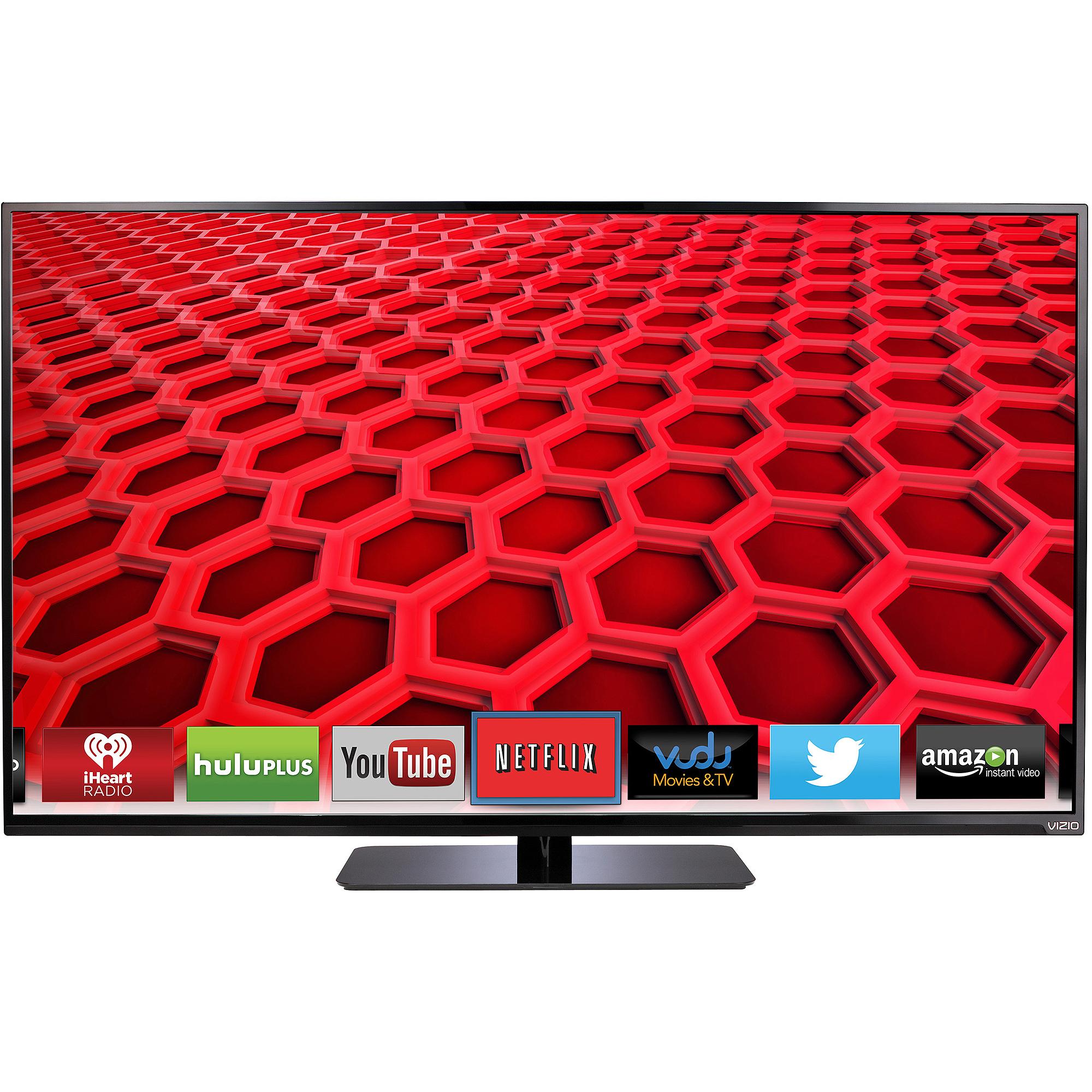 "VIZIO E500I-B1 50"" 1080p 120Hz Full-Array LED Smart HDTV"