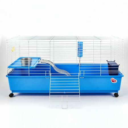 Kaytee Cage (Kaytee Deluxe 42 X 18 2 Level Rabbit)