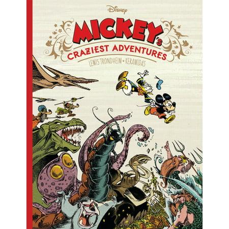 Mickey's Craziest Adventures (Halloweens Craziest)