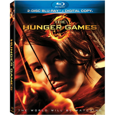 The Hunger Games  Blu Ray   With Instawatch   Widescreen
