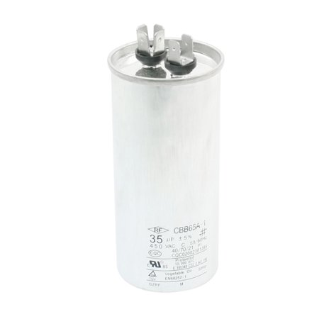 CBB65A-1 35uF 5% Air Conditioner Motor Running Capacitor AC