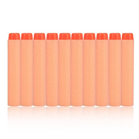 Lot 100-1000Pcs Soft Bullet Darts For NERF N-Strike Kids Toy Gun Blasters Gift,100-1000Pcs Soft Bullet Darts For NERF N-Strike Kids Toy Gun Blasters Gift - Kids Toy Guns