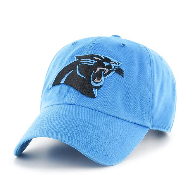 Fan Favorites F-MRGW05FWS-GB NFL Carolina Panthers Mass Clean Up Cap - One Size