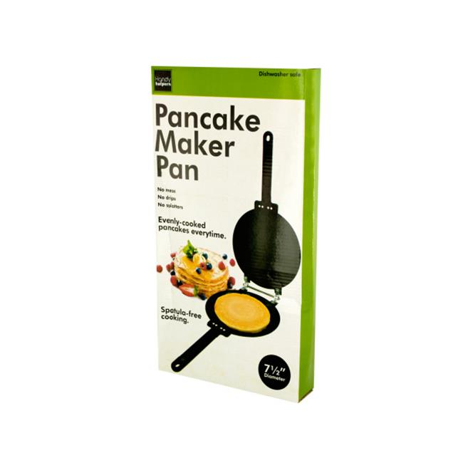 Bulk Buys OL570-3 Pancake Maker Pan, 3 Piece