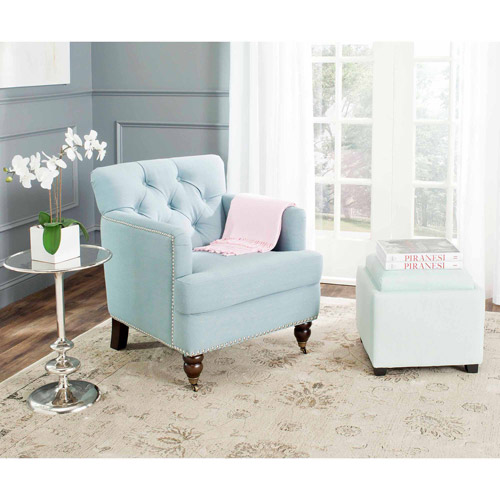 Safavieh Colin Tufted Club Chair, Multiple Colors