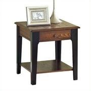 Magus End Table, Oak