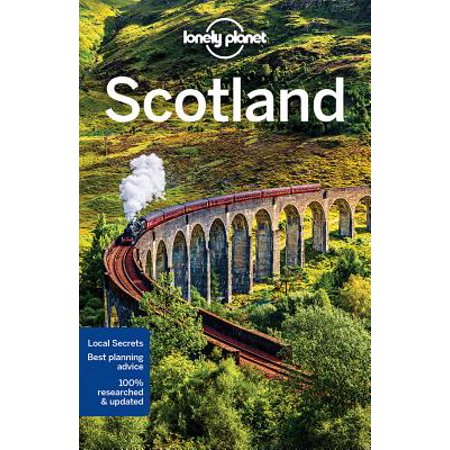 Lonely planet scotland: lonely planet scotland - paperback: