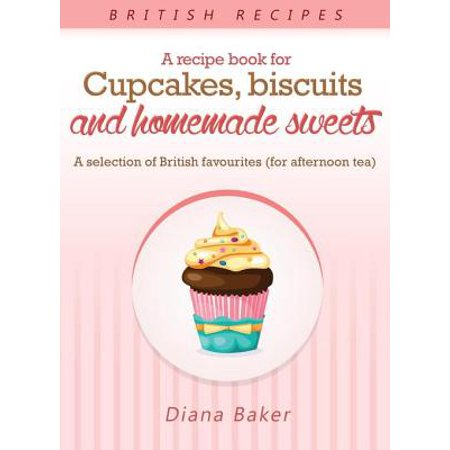 A Recipe Book For Cupcakes, Biscuits and Homemade Sweets - eBook - Halloween Biscuit Recipe