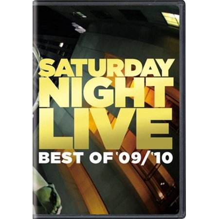 Saturday Night Live: Best of '09/'10 (DVD)