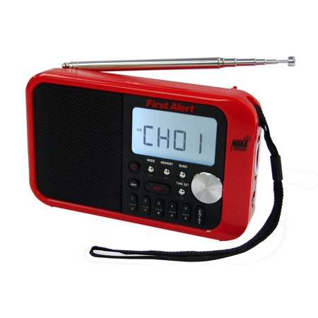 Spectra Merchandising Fa Sfa1100m Am Fm Noaa Weather Band Clock Radio