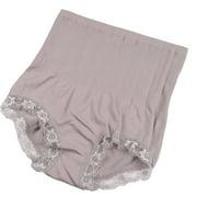 Women High Waist Belly Lift Pants Body Shaping Postpartum Underwear