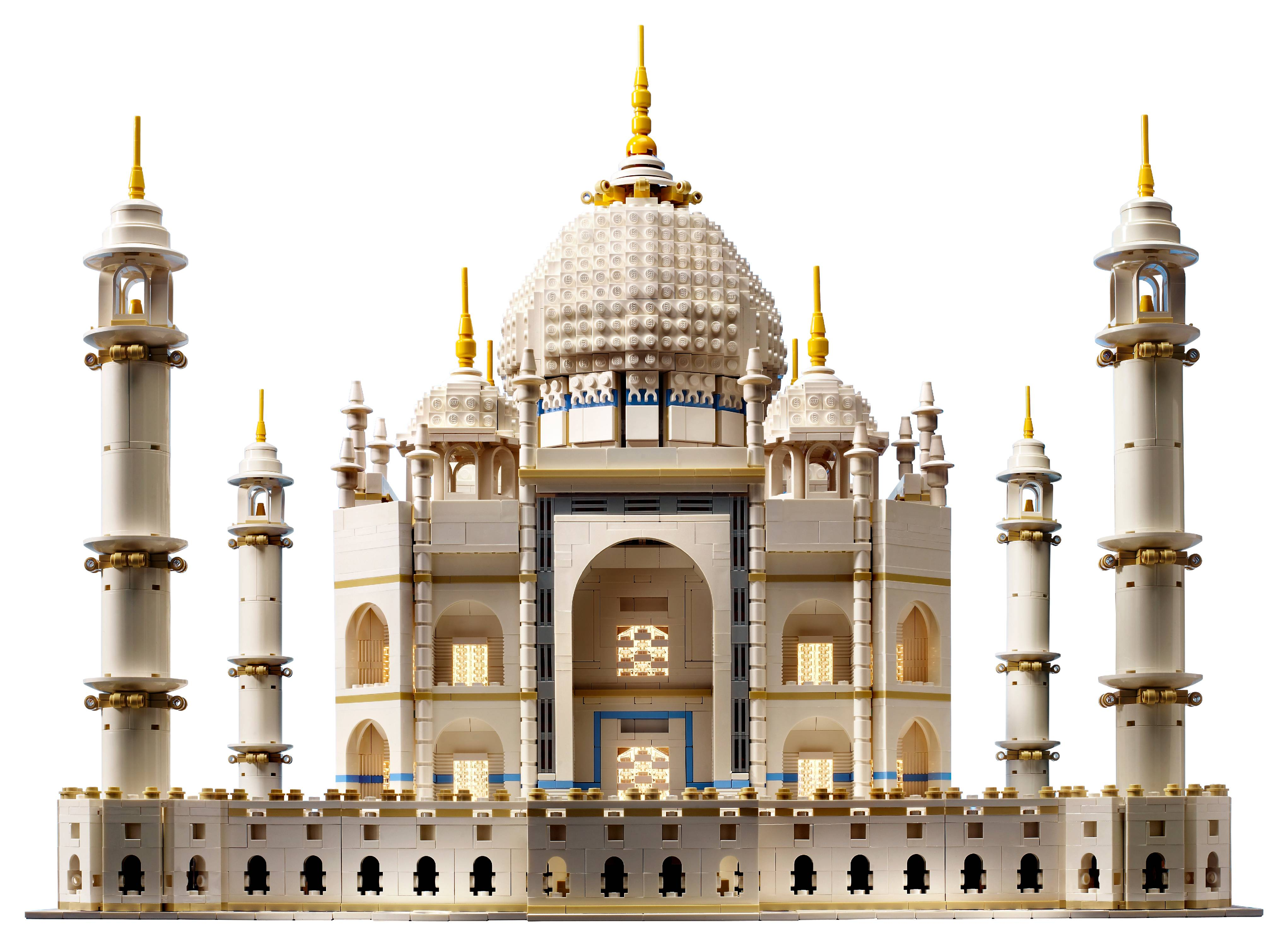 Lego Creator Expert Taj Mahal 10256 by LEGO System Inc