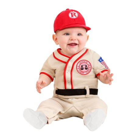 Jimmy Halloween Costume (Infant League of Their Own Coach Jimmy)