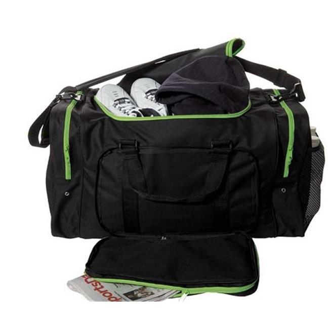 Sassi Design Team Duffle Bag with Trim 24''