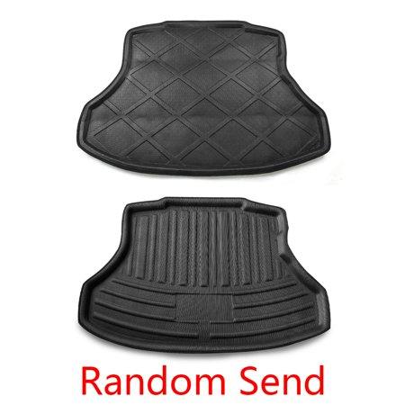 Unique BargainsBlack Cargo Floor Mat All Weather Trunk Protection for 12-16 Honda Civic Sedan - image 3 de 4