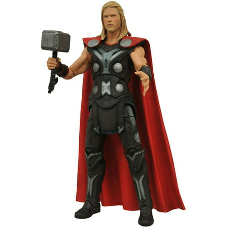 Diamond Select Toys Marvel Select Avengers: Age Of Ultron Thor Action Figure](Thor Top)