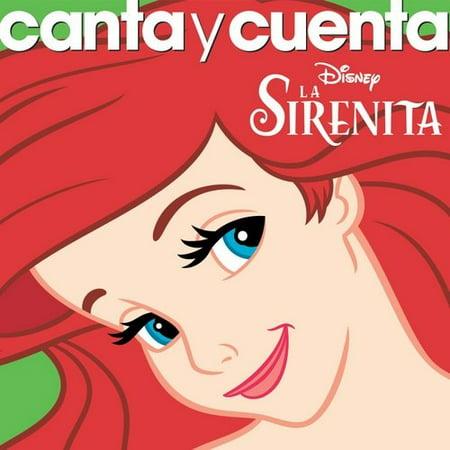 Canta Y Cuenta: La Sirenita (Little Mermaid)