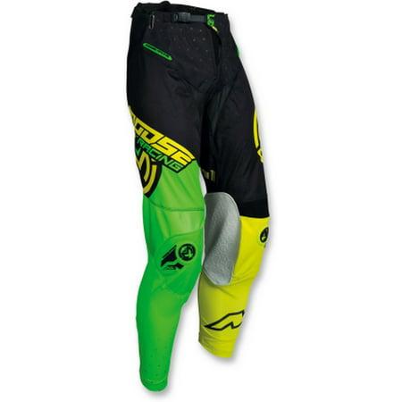 Moose Racing M1 2018 Mens MX Offroad Pants Green/Black
