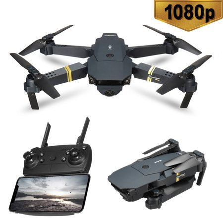 HOTBEST 1080P WIFI FPV With Wide Angle HD Camera Drones Hight Hold Mode Foldable Arm RC Quadcopter Drone X Pro RTF Dron Toys