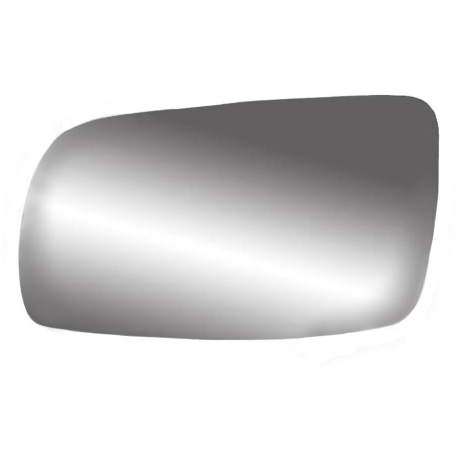 33256 - Fit System 98-05 Volkswagen Golf / GTI Heated Replacement Mirror Glass with backing plate, Blue Lens, Driver Side - check description for fitment