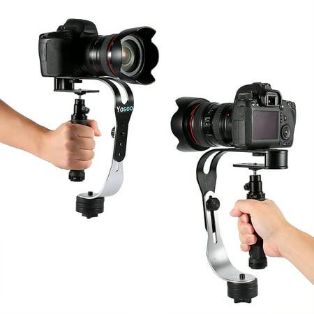 Fdit PRO Handheld Steadycam Video Stabilizer for Digital Camera Camcorder DV DSLR