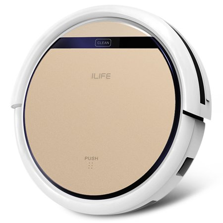 ILIFE V5S Pro Intelligent Robotic Vacuum Cleaner Cordless Dry Wet Mop Sweeping Cleaning Machine ()