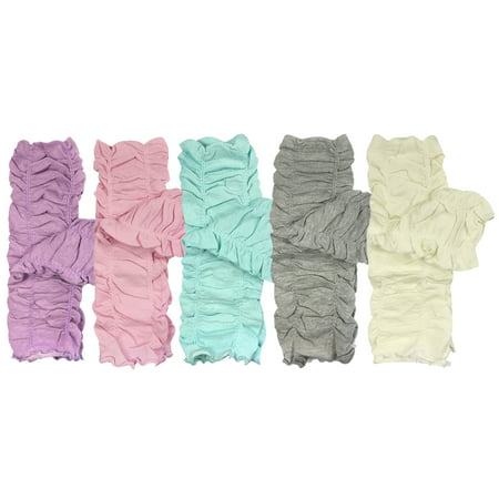 Leg Warmers For Babies Wholesale (Set of 5 Baby & Toddler Leg Warmer Collection Premium Value Pack,)