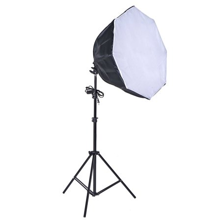 BalsaCircle Photography Video Studio Softbox Lighting Kit - Portarit Photo Shooting Production Equipment Wedding Event Party - Party Equipment