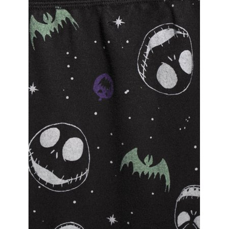 Disney Women's and Women's Plus Nightmare Before Christmas Pajama Lounge Joggers