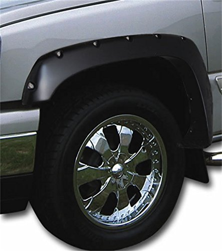 Stampede 8432-5 Ruff Riderz Fender Flare for Ford, Set of 4 (Textured Black)