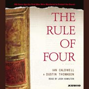 The Rule of Four - Audiobook