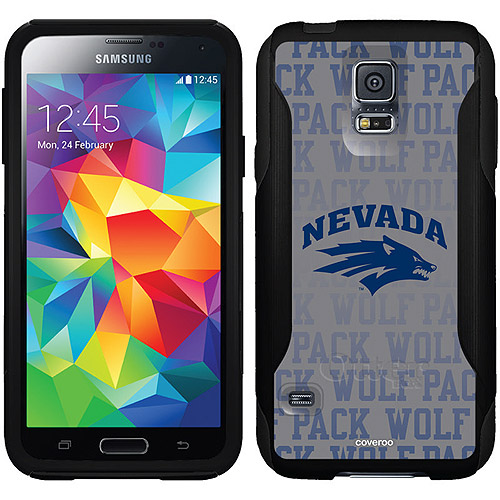 UNR Repeating Design on OtterBox Commuter Series Case for Samsung Galaxy S5