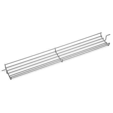 Weber Gas Grill Chrome Upper Swing Warming Rack 1000, B, C