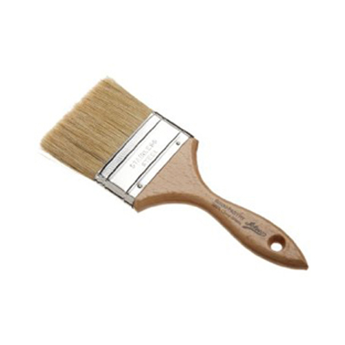 "Ateco Pastry Brush, Boar-Hair Bristles 1"" by"