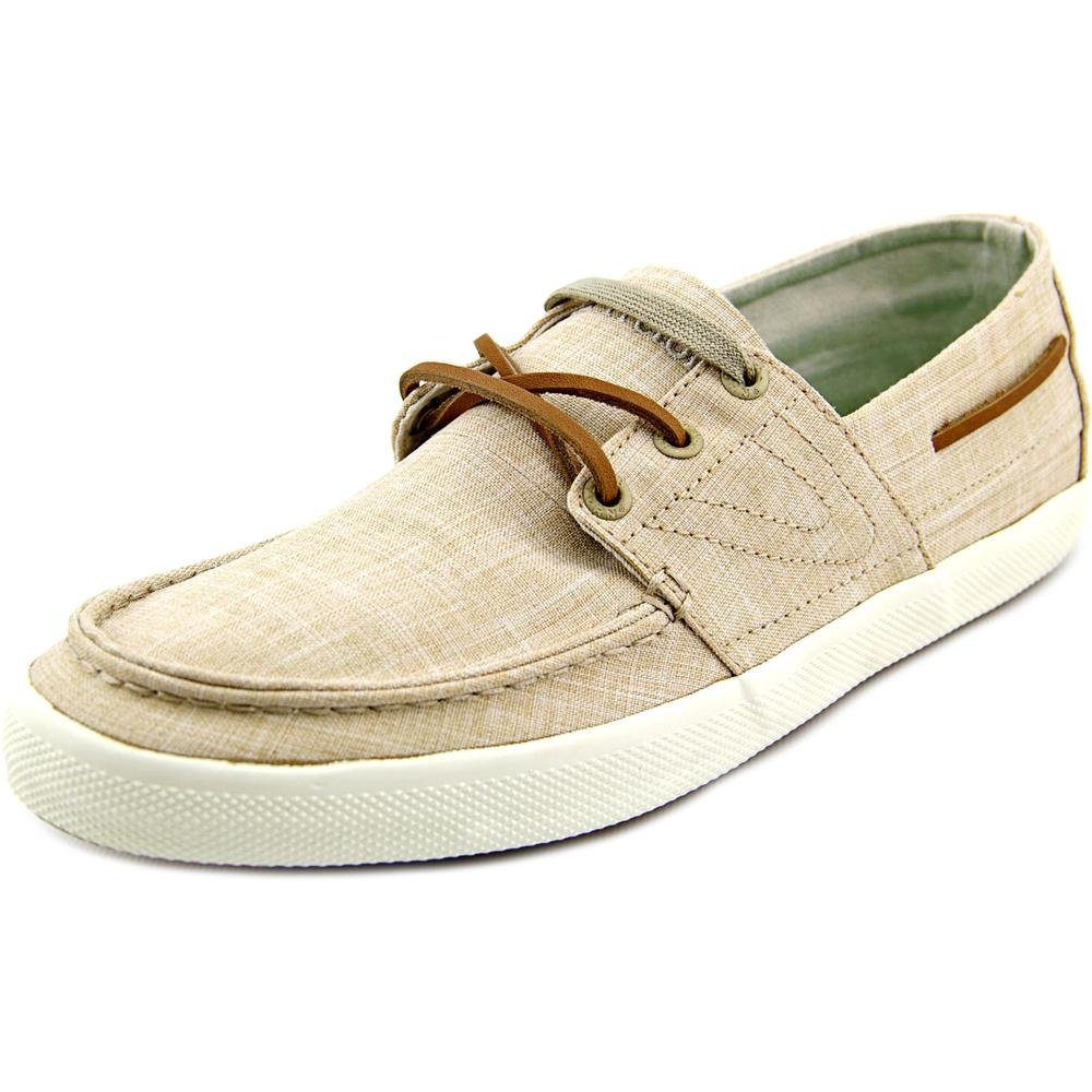 Tretorn Otto   Moc Toe Canvas  Boat Shoe