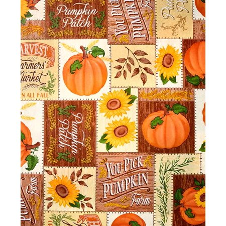 Cute Halloween Pumpkin Designs (Custom-Fit Seasonal Table Covers Choice of Round Halloween, Round Pumkpin Patch, Oval Halloween, or Oval Pumpkin Patch Designs (Oval Pumkpin)