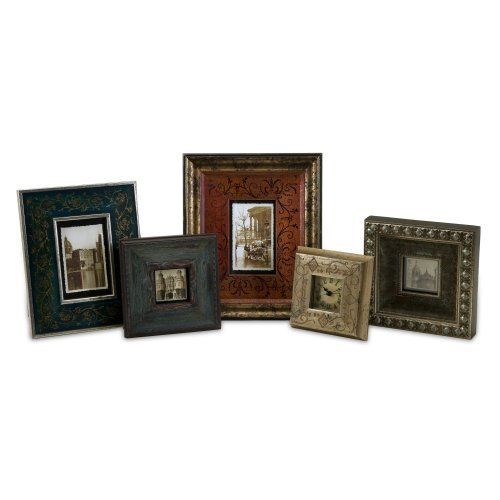 Home Decor Improvements 21135-5 Trend Color Frame-Set of 5