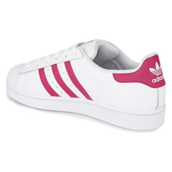 separation shoes b0f96 90a09 B23644 - SUPERSTAR FOUNDATION J 6 / WHITE_PINK