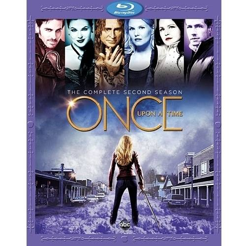 Once Upon A Time: The Complete Second Season (Blu-ray) (Widescreen)