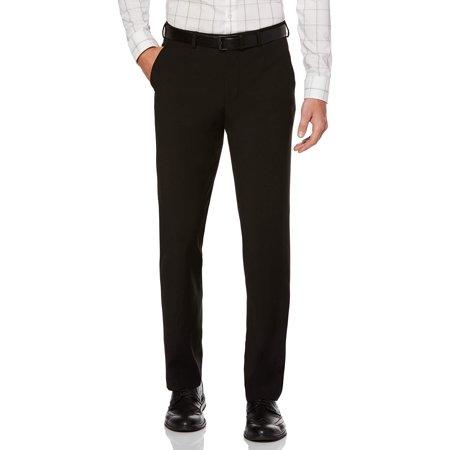 Mens Pants 38X30 Modern Fit Dress - Flat Front 38