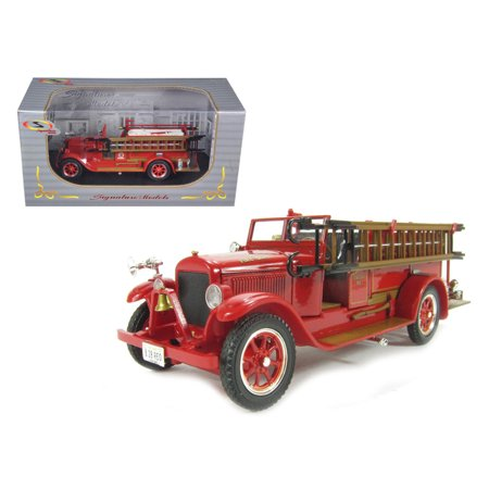 1928 Reo Fire Engine 1/32 Diecast Car Model by Signature Models ()