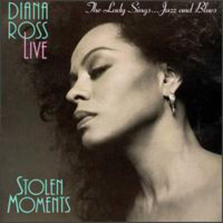 Lady Sings Jazz & Blues: Stolen Moments (CD) (Billy Dee Williams Lady Sings The Blues)