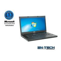 """Dell Precision M4500 15.6"""" Standard Refurbished Laptop - Intel Core i7 640M 1st Gen 2.8 GHz 8GB SODIMM DDR3 SATA 2.5"""" 128GB SSD DVD-RW Windows 10 Pro 64-Bit"""