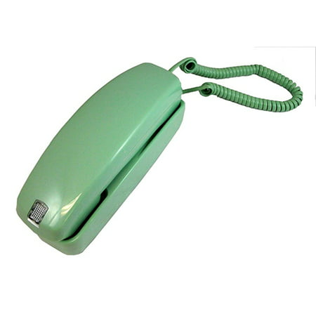 Golden Eagle GE5303 Lime Green Trimline Corded Telephone (Corded Telephone Green)