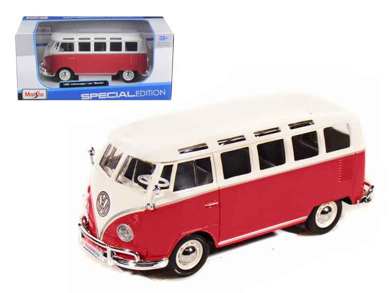 """Maisto 1:25 Volkswagen Van """"Samba"""" by Maisto"""