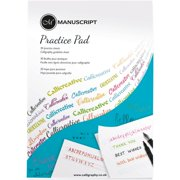 Creative Writing Practice Pad