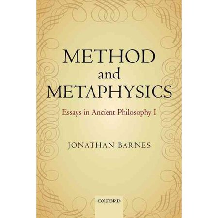 essays on metaphysics